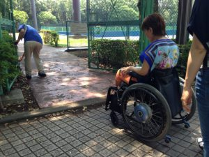 交通バリアフリー部会活動写真2